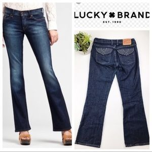 Lucky Jeans Baja Sweet N Low Boot Cut Jeans